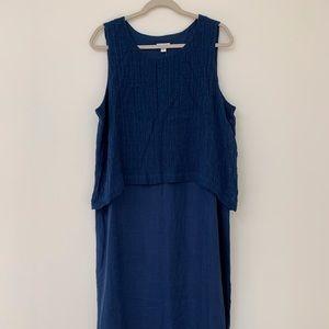 J. Jill I NWT Linen Maxi Dress